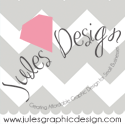Jules Designs. Creating Affordable Graphic Design for Small Businesses.